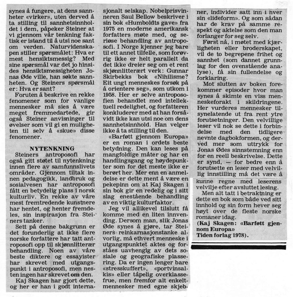Morgenbladet,  20. desember 1978