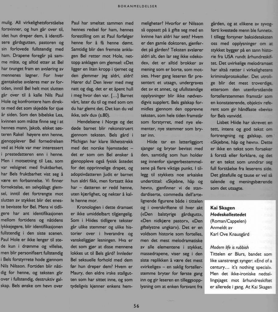 Vinduet 3/1994