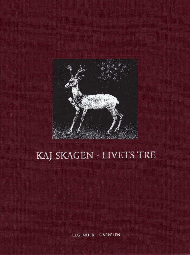 Omslag for Livets tre av Kaj Skagen