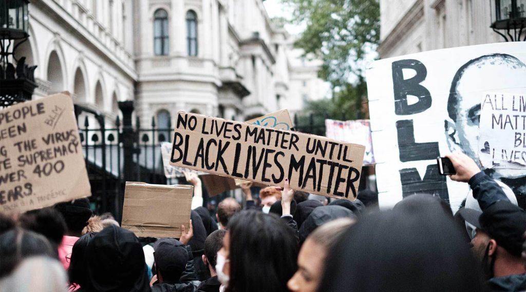 Black Lives Matter demonstrasjon