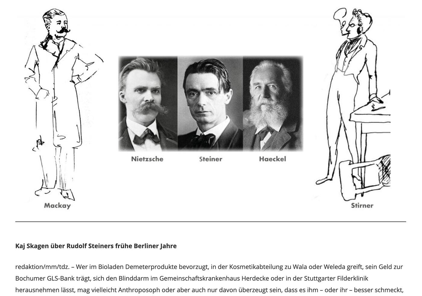 Faksimile fra Themen der Zeit (nettstedet)